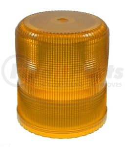 93003 by GROTE - Warning & Hazard Replacement Lens, High Profile/Intensity Smart Strobe, Yellow