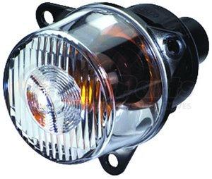 008221107 by HELLA USA - LIGHT TURN 8221 53MM CLR 12V ECE