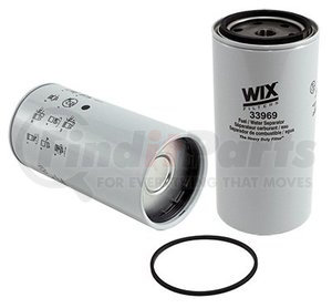 33969 by WIX FILTERS - Fuel/Water Separator