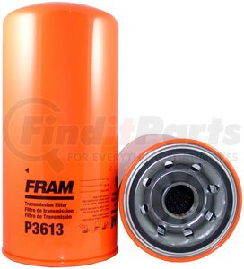 P3613 by FRAM - Transmission Filter