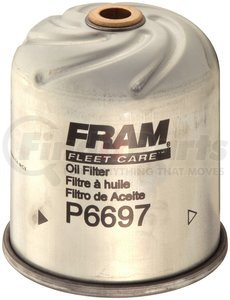 P6697 by FRAM - Fuel Filter