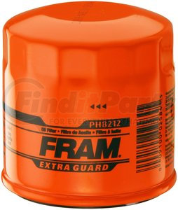PH8212 by FRAM - Oil Filter