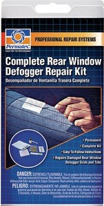 09117 by PERMATEX - Comp Rr Window Defogger R