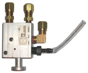 VS-25224 by HENDRICKSON - 3-Way Auto Reset Valve w/Fittings
