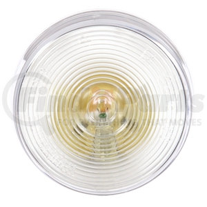"10202C by TRUCK-LITE - 2-1/2"" Clear Lamp"