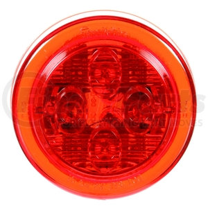 10286R by TRUCK-LITE - Red Lamps, 8 LED