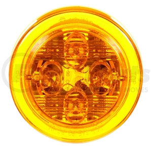 10286Y by TRUCK-LITE - Yellow Lamps, 8 LED
