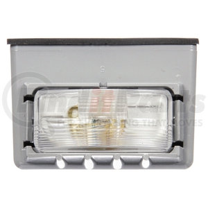 15011 by TRUCK-LITE - Incandescent Lamp and Gray Bracket Kit
