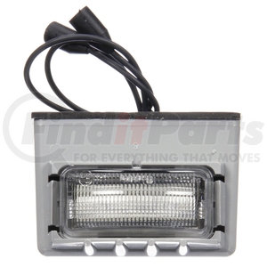 15040 by TRUCK-LITE - LED Lamp and Gray Bracket Kit