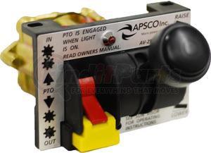 AV-295 by APSCO - AV Series PTO/Hoist Control Valve, with Auto Kickout