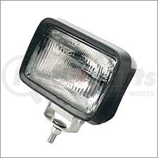 325542 by FEDERAL SIGNAL - TRACTOR LAMP,RECT,HALOGEN
