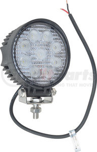 "550-10009 by J&N - Work Light, 12/24V, LED, 1000 Lumens, White, 4.50"", Flood, Wide"