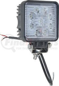 """550-10010 by J&N - Work Light, 12/24V, LED, 1000 Lumens, White, 4.33"""", Flood, Narrow"""