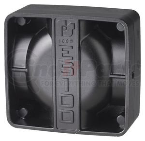 ES100C by FEDERAL SIGNAL - SPKR,EMERG, 100W,PLASTIC,