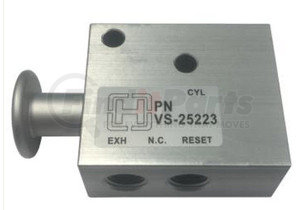 VS-25223 by HENDRICKSON - VALVE, 3-WAY, AUTO-RESET