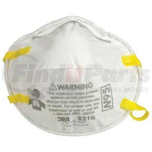 42538 by JJ KELLER - 3M™ Particulate Respirator 8210, N95 - 20 Per Box