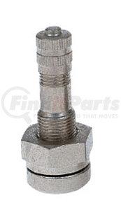 TV-542 by HALTEC - O-Ring Seal Valves for Aluminum Truck Wheels (9.7mm Valve Hole)