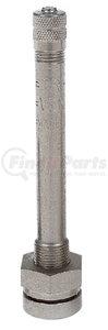 TV-546 by HALTEC - O-Ring Seal Valves for Aluminum Truck Wheels (9.7mm Valve Hole)