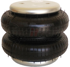 TR7659 by TORQUE PARTS - Torque Replacement Convoluted Air Spring for Hendrickson 005079