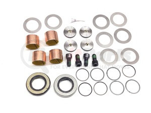 60961-040 by HENDRICKSON - King Pin Bushing and Thrust Bearing Service Kit - Axle Set, Front Right and Left