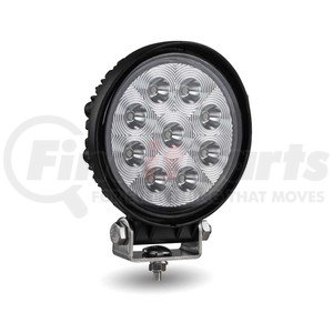 TLED-U95 by TRUX - Universal Round Epistar LED Spot Work Lamp (9 Diodes | 1350 Lumens)
