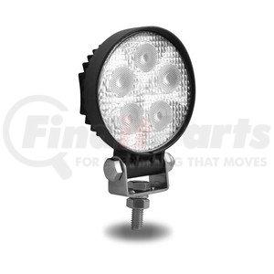 "TLED-U35 by TRUX - 3"" Universal Mini Round LED Flood Work Lamp (5 Diodes | 900 Lumens)"