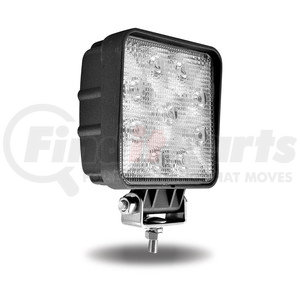 """TLED-U5 by TRUX - 4.5"""" Universal Square LED Spot Work Lamp (9 Diodes 
