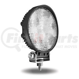 """TLED-U1 by TRUX - 4.5"""" Universal Round LED Flood Work Lamp (600 Lumens 