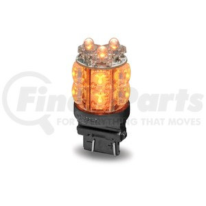 TB-SP3156A by TRUX - Amber Push In Replacement LED Bulb - 1 Function