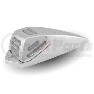 TLED-FCK2 by TRUX - Amber Marker Square LED CAB Light w/ Housing