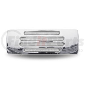 "TLED-FTCR by TRUX - 2"" x 6"" Flatline Red Marker LED Trailer Light"