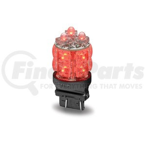 TB-SP3156R by TRUX - Red Push In Replacement LED Bulb - 1 Function