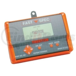"""201 by THEXTON - FAST-SPECâ""""¢ Hand Held Information System"""