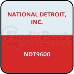 "9600 by NATIONAL DETROIT - SANDER/BUFFER 6"""