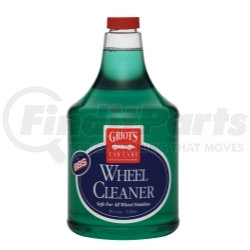 11106B by GRIOT'S GARAGE WHOLESALE - Wheel Cleaner - 35 oz.