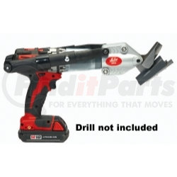 DHT1 by MALCO PRODUCTS INC. - Turbo-X-Tools Hemming Drill Attachment