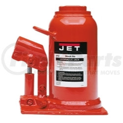 453323K by JET TOOLS - JET JHJ-22-1/2L 22-1/2 Ton Low Profile Hydraulic Bottle Jack (2 Pieces)