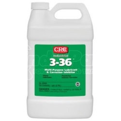 03006 by CRC IND - Corrosion Inhibiror, Lubricant Inhibitor, Multi Purpose, Gallons