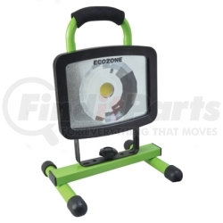 L1681 by COLEMAN CABLE PRODUCTS - Electric High Intensity Work Light, with One Super Bright LED, Steel Base, Adjustable Head, 3' Cord