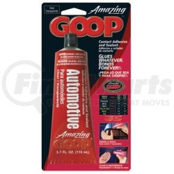 160012 by ECLECTRIC PRODUCTS - Amazing Goop Adhesive, Automotive Use, Self Leveling, 3.7 oz Tube, Carded