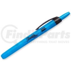 28010 by SHARPIE - Sharpie Accent Pen-Style Retractable Highlighter, Blue