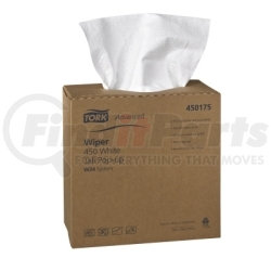 """450175 by SCA TISSUE - Tork Advanced 450 DRC Wipers Pop Up Box - 9.5""""x16.5"""" - 1 - 8/100 count"""