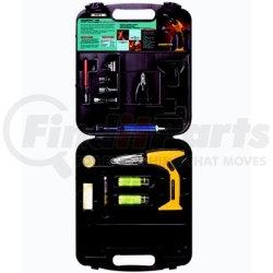 PRO180K by SOLDER-IT, INC. - SolderPro 180 Portable Multi-Function Heat Tool 4-in-1 Kit