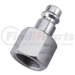 "763-1 by MILTON INDUSTRIES - V-Style 3/8"" FNPT Steel Plug"