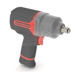 """88130DEMO by KD TOOLS - 3/8"""" Push Button Composite Air Impact Wrench"""