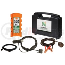 122511 by NOREGON SYSTEMS, INC - Noregon Trailer Diagnostic Adapter Kit w/ Power Supply Cable