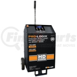PL5100 by SOLAR - 12/24V Heavy Duty Fleet Charger  with Engine Start & Power Supply