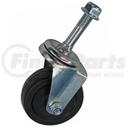 """910238R by TRAXION, INC. - 3.0"""" SWIVEL CASTER NO BRAKE"""
