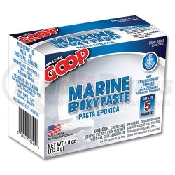 5300031 by ECLECTRIC PRODUCTS - MARINE EPOXY PASTE 4 FL OZ KIT 8/CS