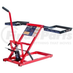 T-5355A by OMEGA - 550 lb Capacity Lawn Mower Lift
